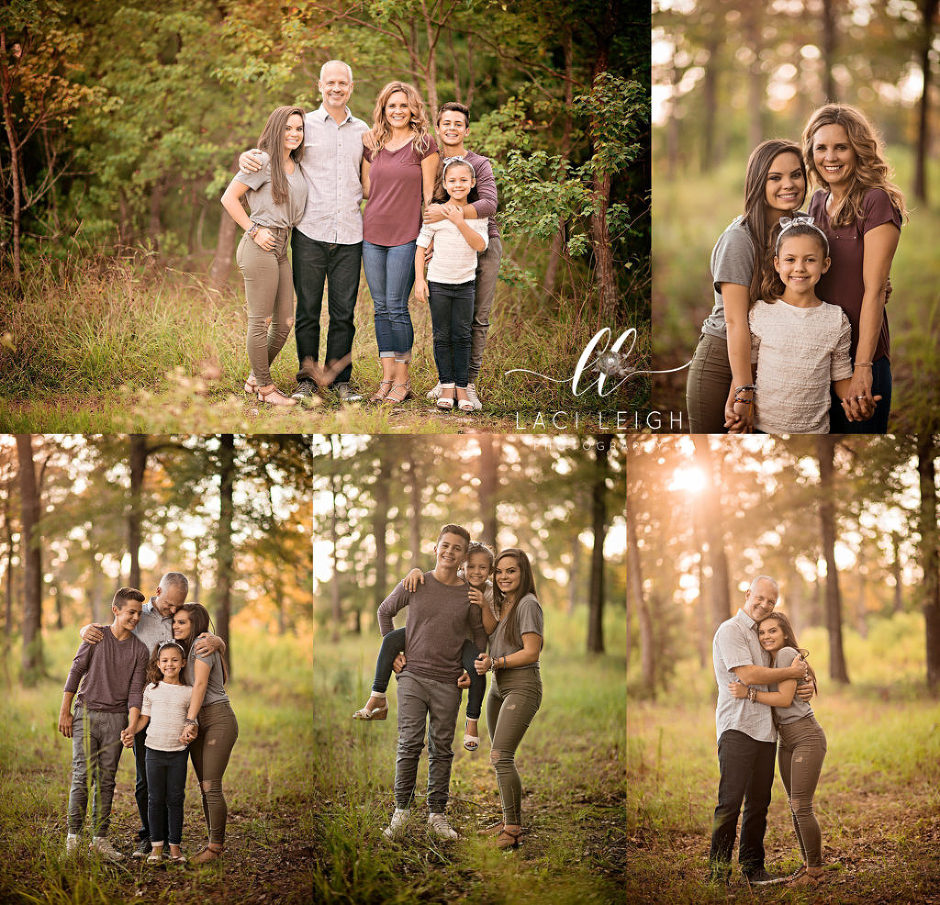 The Woodlands Fall Petite Session