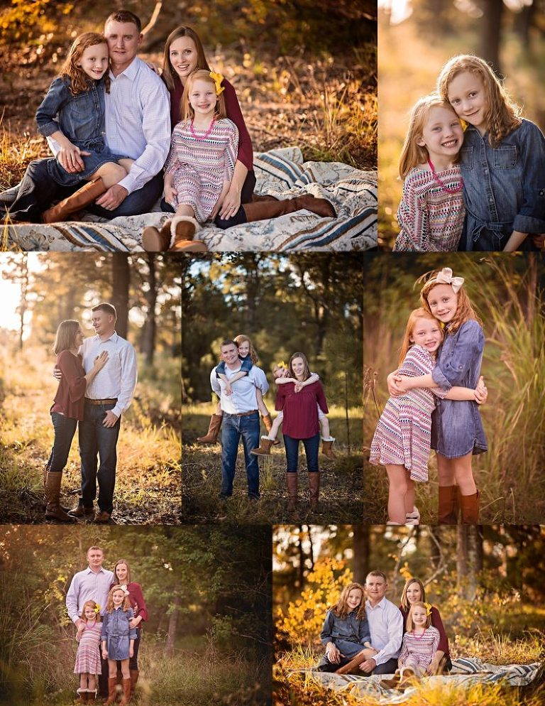 Woodlands Family Photographer