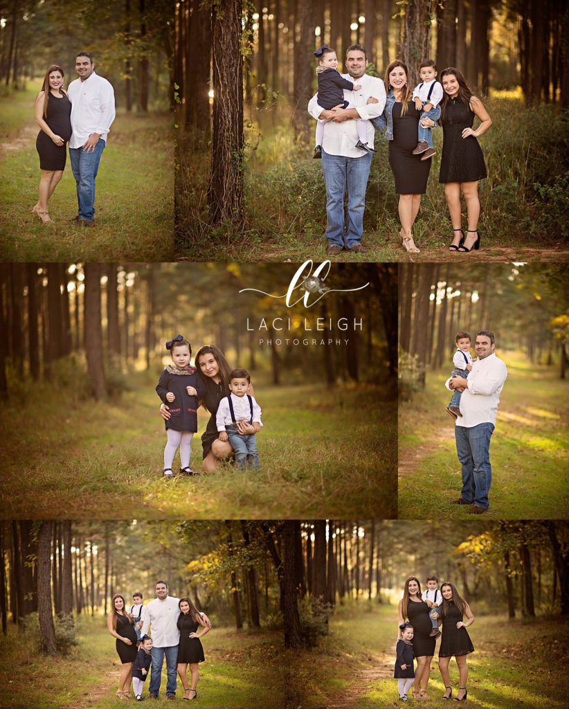 The Woodlands Area Family Photographer