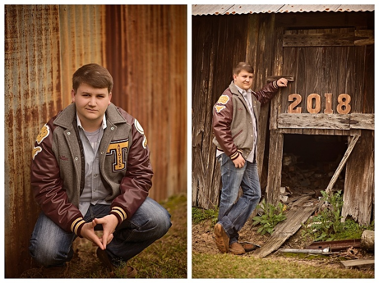 Woodlands Senior Photographer