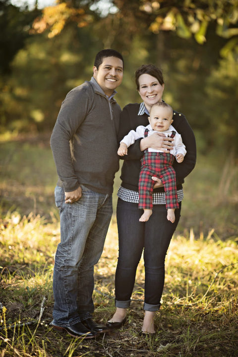 Family Petite Session - Mays Family