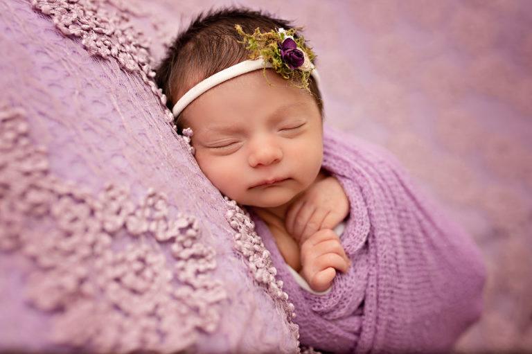 Newborn Photographer in the Woodlands
