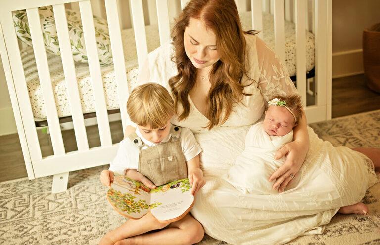 Woodlands Lifestyle Newborn Photographer