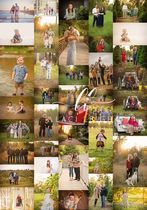 What to Expect - Family Photography The Woodlands